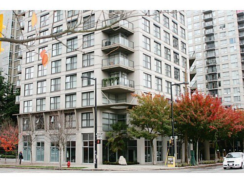 Main Photo: 706 989 BEATTY Street in Vancouver West: Yaletown Home for sale ()  : MLS®# V1034385