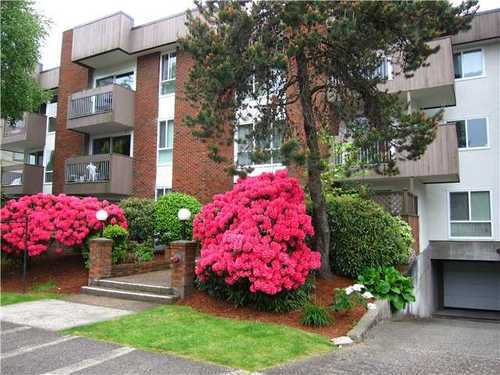 Main Photo: 204 1640 11TH Ave W in Vancouver West: Fairview VW Home for sale ()  : MLS®# V951708
