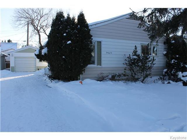 Main Photo: 22 Carnarvan Road in WINNIPEG: St James Residential for sale (West Winnipeg)  : MLS®# 1600661