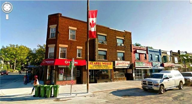 Main Photo: 259 Armadale Avenue in Toronto: High Park-Swansea Property for lease (Toronto W01)  : MLS®# W3403190