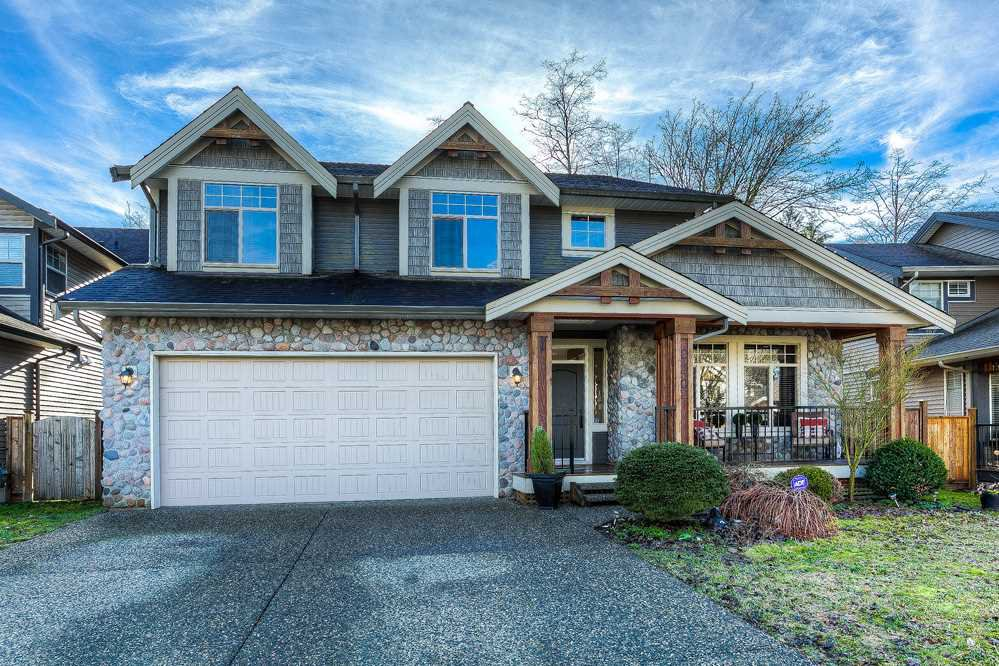 Main Photo: 24502 KIMOLA Drive in Maple Ridge: Albion House for sale : MLS®# R2033336