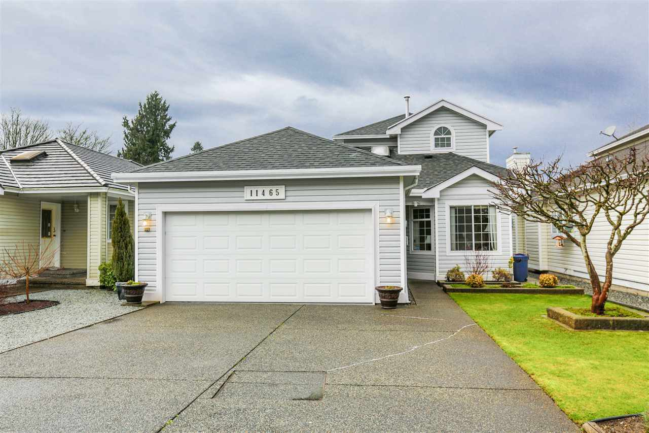 Main Photo: 11465 207A Street in Maple Ridge: Southwest Maple Ridge House for sale : MLS®# R2033712