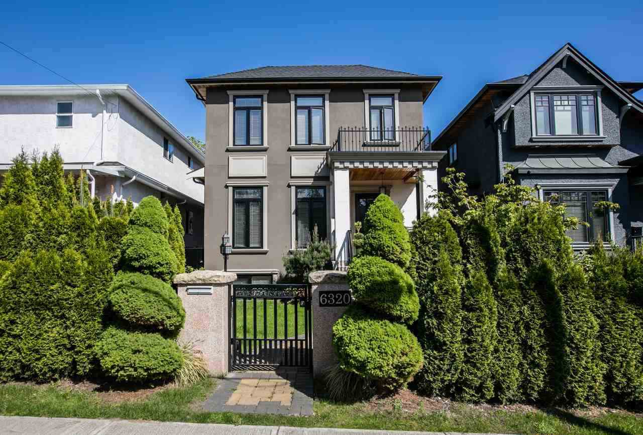 "Main Photo: 6320 VINE Street in Vancouver: Kerrisdale House for sale in ""KERRISDALE"" (Vancouver West)  : MLS®# R2071537"