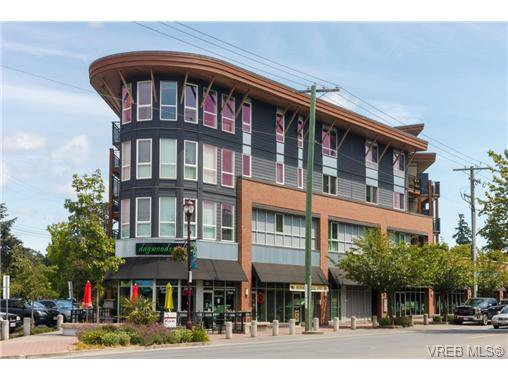Main Photo: 403 662 Goldstream Avenue in VICTORIA: La Fairway Condo Apartment for sale (Langford)  : MLS®# 365737