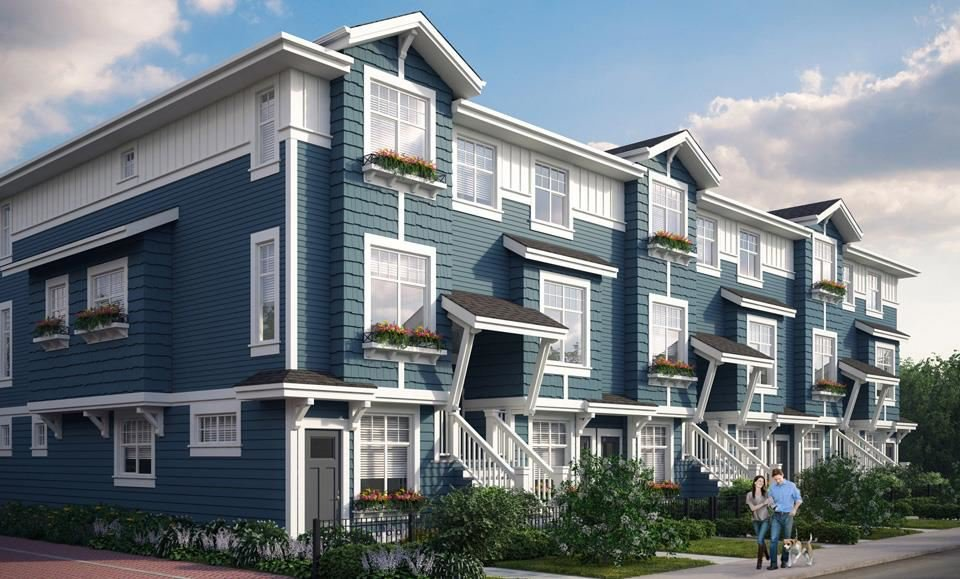 Main Photo: 112 4255 SARDIS Street in Burnaby: Central Park BS Townhouse for sale (Burnaby South)  : MLS®# R2089902
