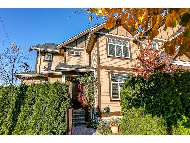 Main Photo: 1735 N GRANDVIEW HIGHWAY in : Grandview VE House 1/2 Duplex for sale : MLS®# R2013018