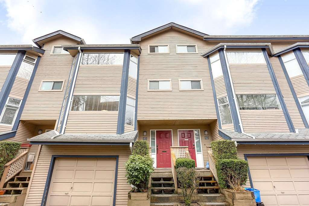 """Photo 2: Photos: 63 1195 FALCON Drive in Coquitlam: Eagle Ridge CQ Townhouse for sale in """"THE COURTYARDS"""" : MLS®# R2148279"""