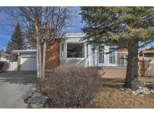 Main Photo: 5312 37 Street SW in Calgary: Lakeview House for sale : MLS®# C4107241