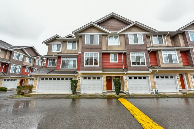 Main Photo: 72 19455 65 AVENUE in : Clayton Townhouse for sale : MLS®# R2029845
