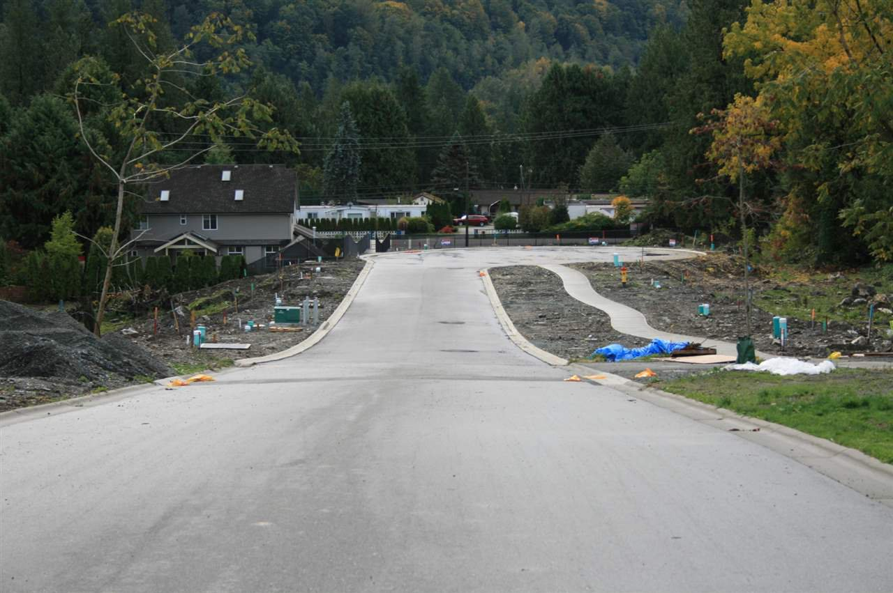 Main Photo: LOT 7 ROYALWOOD Boulevard in Rosedale: Rosedale Popkum Land for sale : MLS®# R2216071