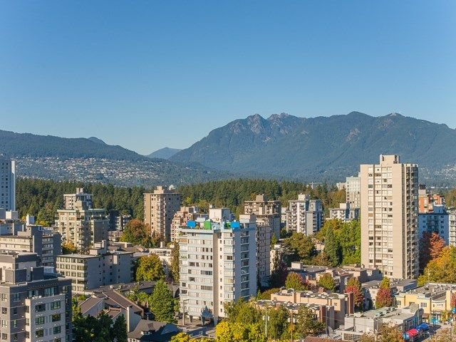 """Photo 3: Photos: 1603 1740 COMOX Street in Vancouver: West End VW Condo for sale in """"THE SANDPIPPER"""" (Vancouver West)  : MLS®# R2217411"""