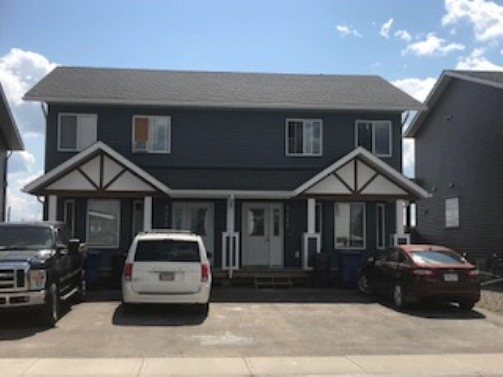 Main Photo: 9211 102 Avenue in Fort St. John: Fort St. John - City NE House 1/2 Duplex for sale (Fort St. John (Zone 60))  : MLS®# R2229819