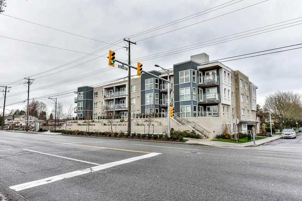 """Main Photo: 301 4815 55B Street in Delta: Hawthorne Condo for sale in """"The Pointe"""" (Ladner)  : MLS®# R2251107"""