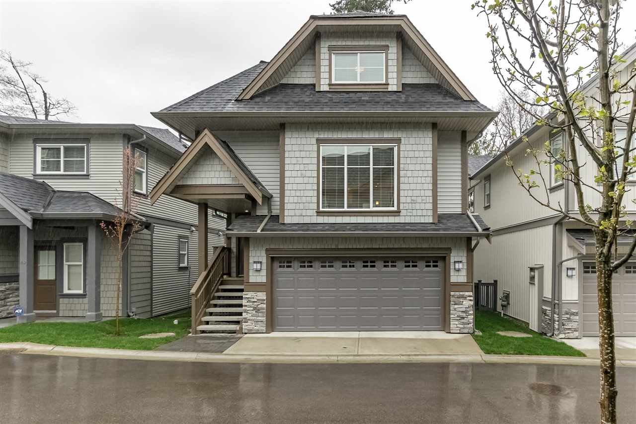 Main Photo: 48 8217 204B Street in Langley: Willoughby Heights Townhouse for sale : MLS®# R2253802