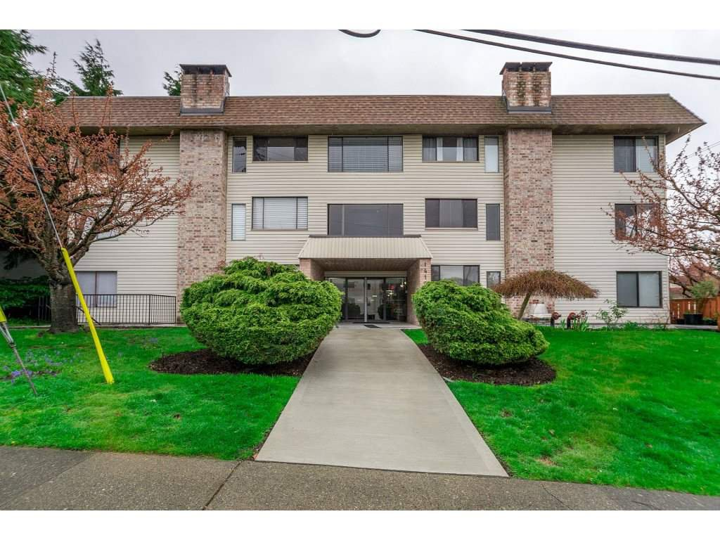 "Main Photo: 303 1410 BLACKWOOD Street: White Rock Condo for sale in ""CHELSEA HOUSE"" (South Surrey White Rock)  : MLS®# R2257779"