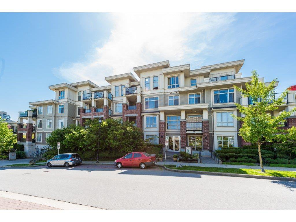 "Main Photo: 406 270 FRANCIS Way in New Westminster: Fraserview NW Condo for sale in ""THE GROVE AT VICTORIA HILL"" : MLS®# R2268417"