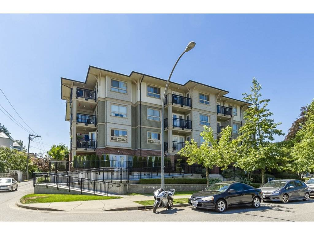 "Main Photo: 306 2342 WELCHER Avenue in Port Coquitlam: Central Pt Coquitlam Condo for sale in ""GREYSTONE"" : MLS®# R2291541"