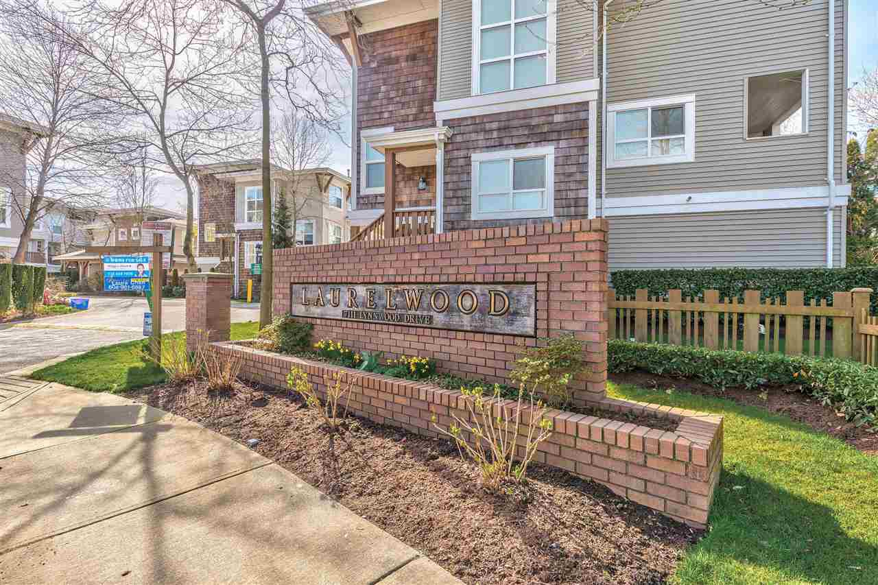 """Main Photo: 19 7111 LYNNWOOD Drive in Richmond: Granville Townhouse for sale in """"LAURELWOOD"""" : MLS®# R2355156"""