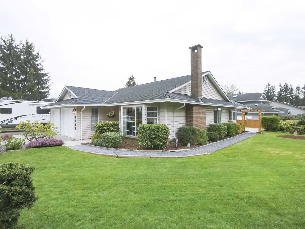 Main Photo: 1304 DURANT Drive in Coquitlam: Scott Creek House for sale : MLS®# R2361333