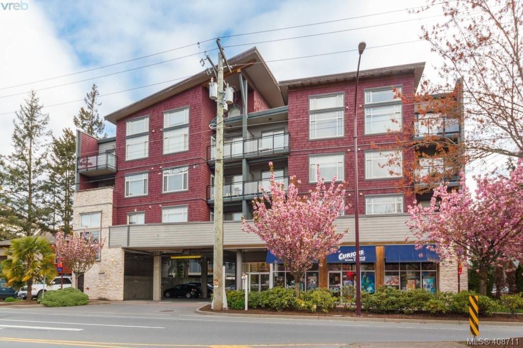 Main Photo: 210 844 Goldstream Avenue in VICTORIA: La Langford Proper Condo Apartment for sale (Langford)  : MLS®# 408711