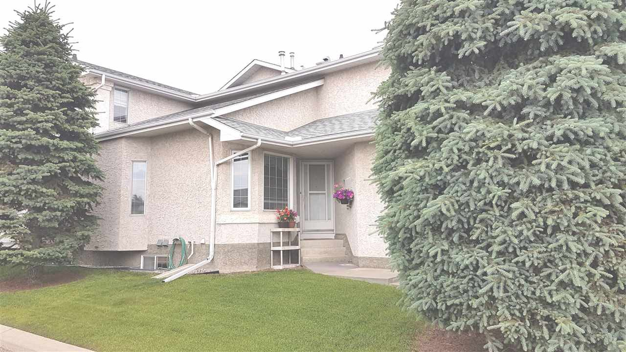 Main Photo: 6576 158 Avenue in Edmonton: Zone 03 House Half Duplex for sale : MLS®# E4163943