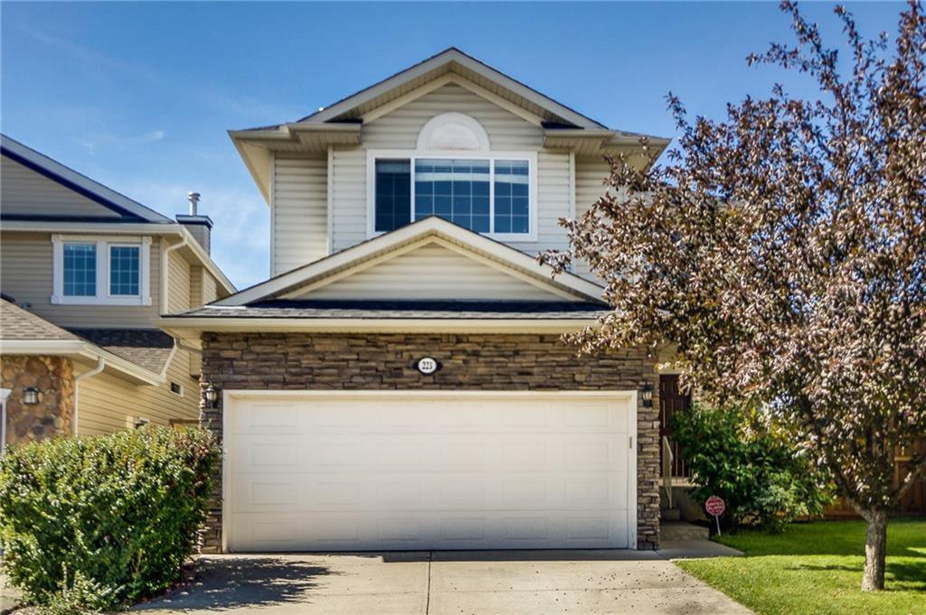 Main Photo: 223 WESTPOINT Garden SW in Calgary: West Springs Detached for sale : MLS®# C4273787