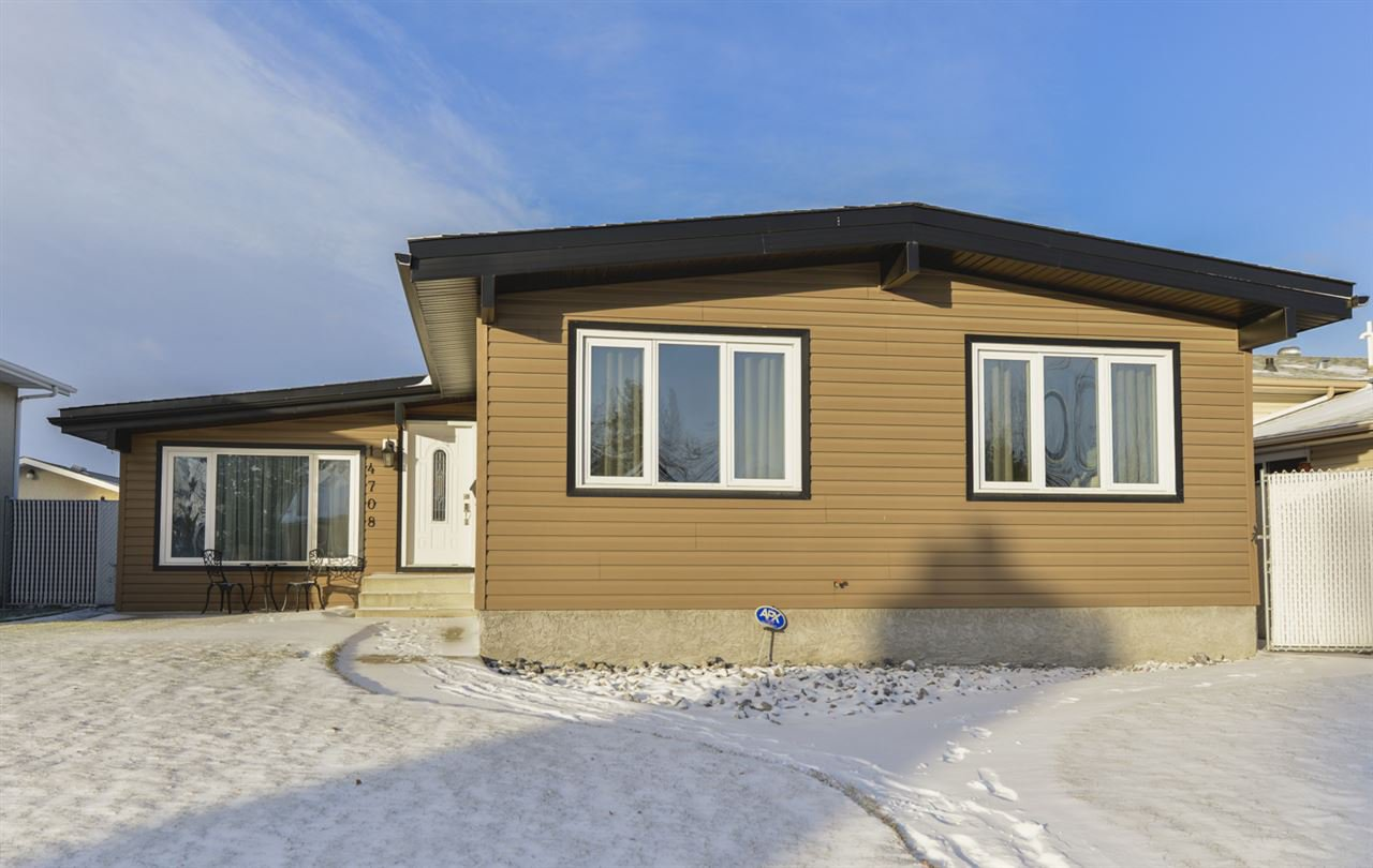 Main Photo: 14708 114 Street in Edmonton: Zone 27 House for sale : MLS®# E4179199