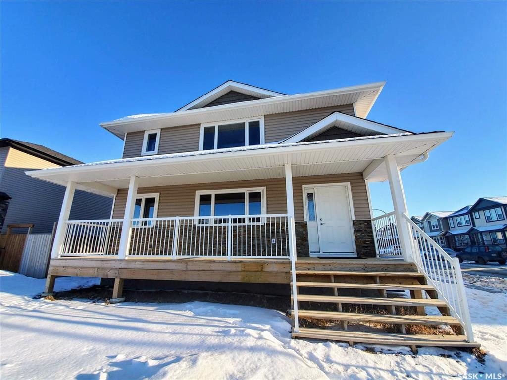 Main Photo: 403 Hampton Circle in Saskatoon: Hampton Village Residential for sale : MLS®# SK798578