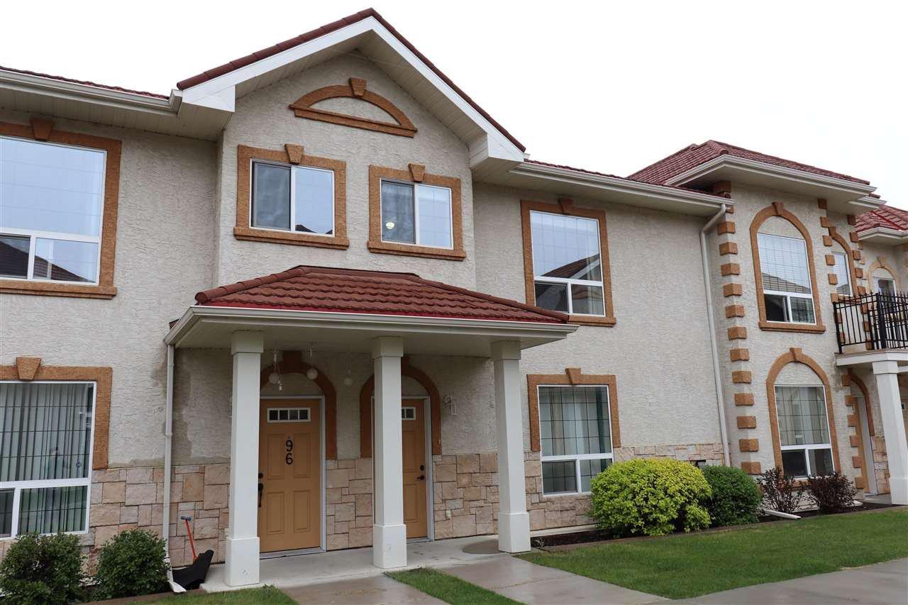 Main Photo: 97 13825 155 Avenue in Edmonton: Zone 27 Townhouse for sale : MLS®# E4198363