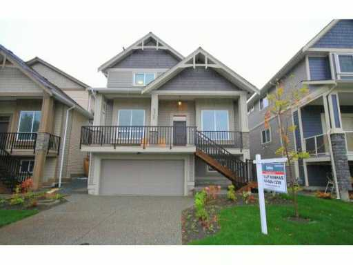 Main Photo: 3345 LESTON Avenue in Coquitlam: Burke Mountain House for sale : MLS®# V981991