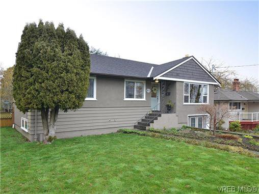 Main Photo: 972 Snowdrop Avenue in VICTORIA: SW Marigold Residential for sale (Saanich West)  : MLS®# 319697