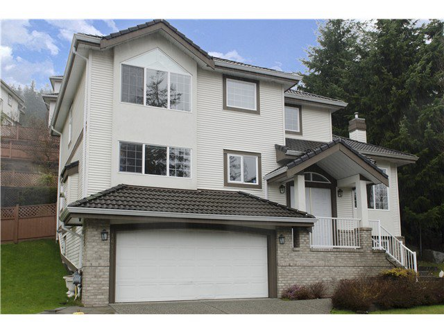 Main Photo: 1611 PLATEAU CR in Coquitlam: Westwood Plateau House for sale : MLS®# V995382