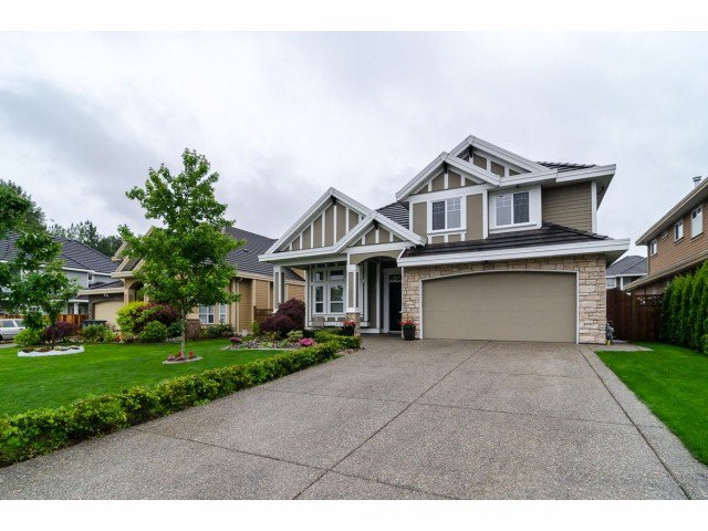"""Main Photo: 15470 111TH Avenue in Surrey: Fraser Heights House for sale in """"FRASER HEIGHTS"""" (North Surrey)  : MLS®# F1413082"""