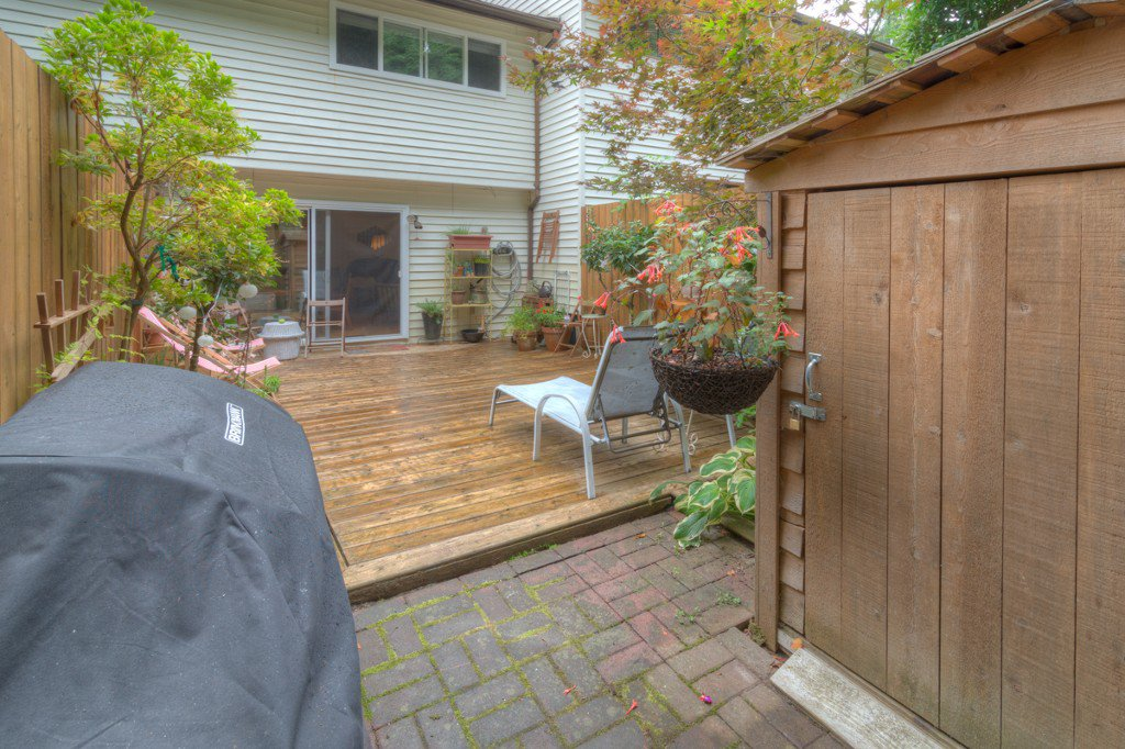 Photo 27: Photos: 8920 GANYMEDE Place in Burnaby: Simon Fraser Hills Townhouse for sale (Burnaby North)  : MLS®# V1085971