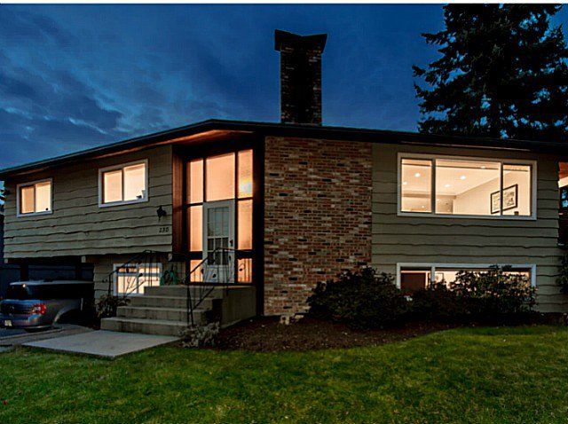 Main Photo: 130 MUNDY Street in Coquitlam: Cape Horn House for sale : MLS®# V1094557