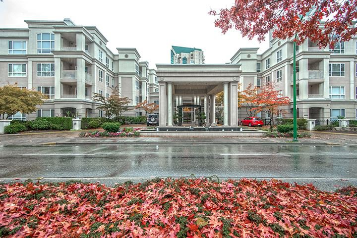"Main Photo: 232 3098 GUILDFORD Way in Coquitlam: North Coquitlam Condo for sale in ""MARLBOROUGH HOUSE"" : MLS®# R2011557"