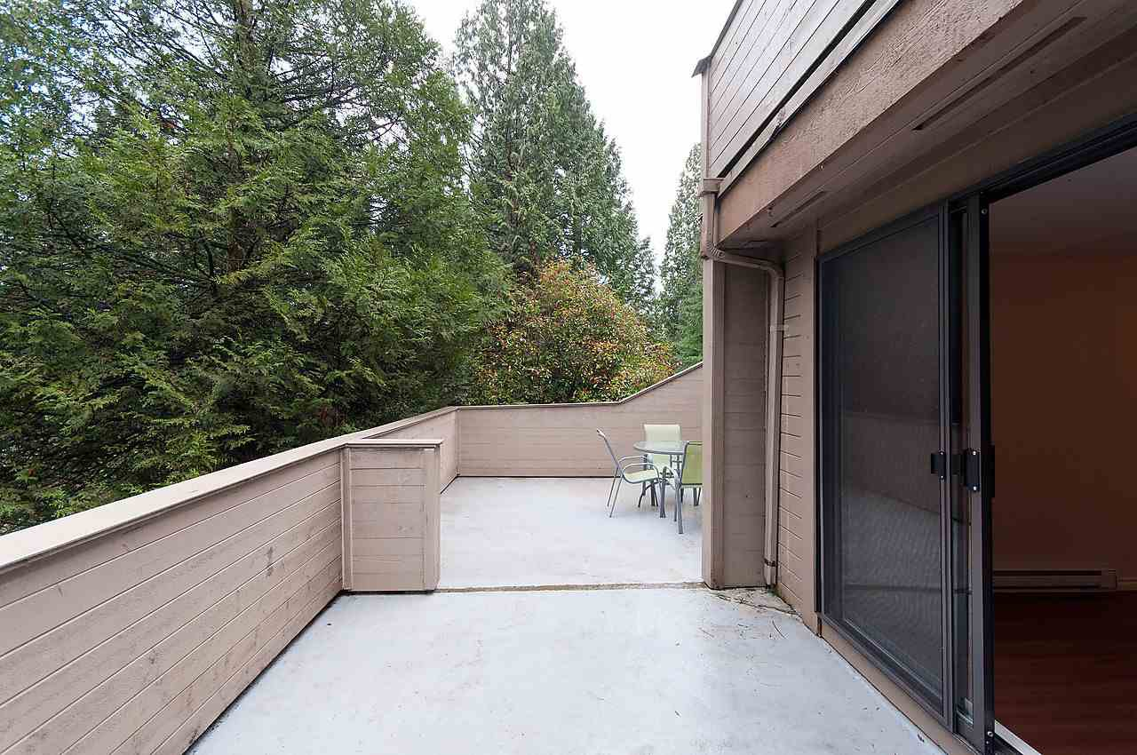 "Main Photo: 101 9152 SATURNA Drive in Burnaby: Simon Fraser Hills Townhouse for sale in ""MOUNTAINWOOD"" (Burnaby North)  : MLS®# R2034385"
