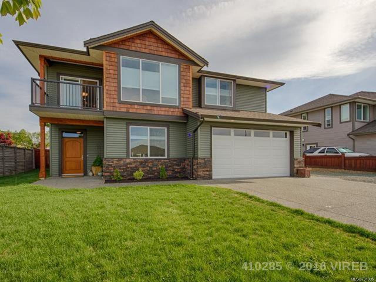 Main Photo: 189 Strathcona Way Campbell River Real Estate Properties British Columbia Remax Check Realty