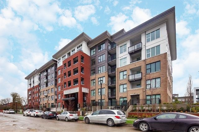 "Main Photo: 106 9311 ALEXANDRA Road in Richmond: West Cambie Condo for sale in ""ALEXANDRA COURT"" : MLS®# R2085200"