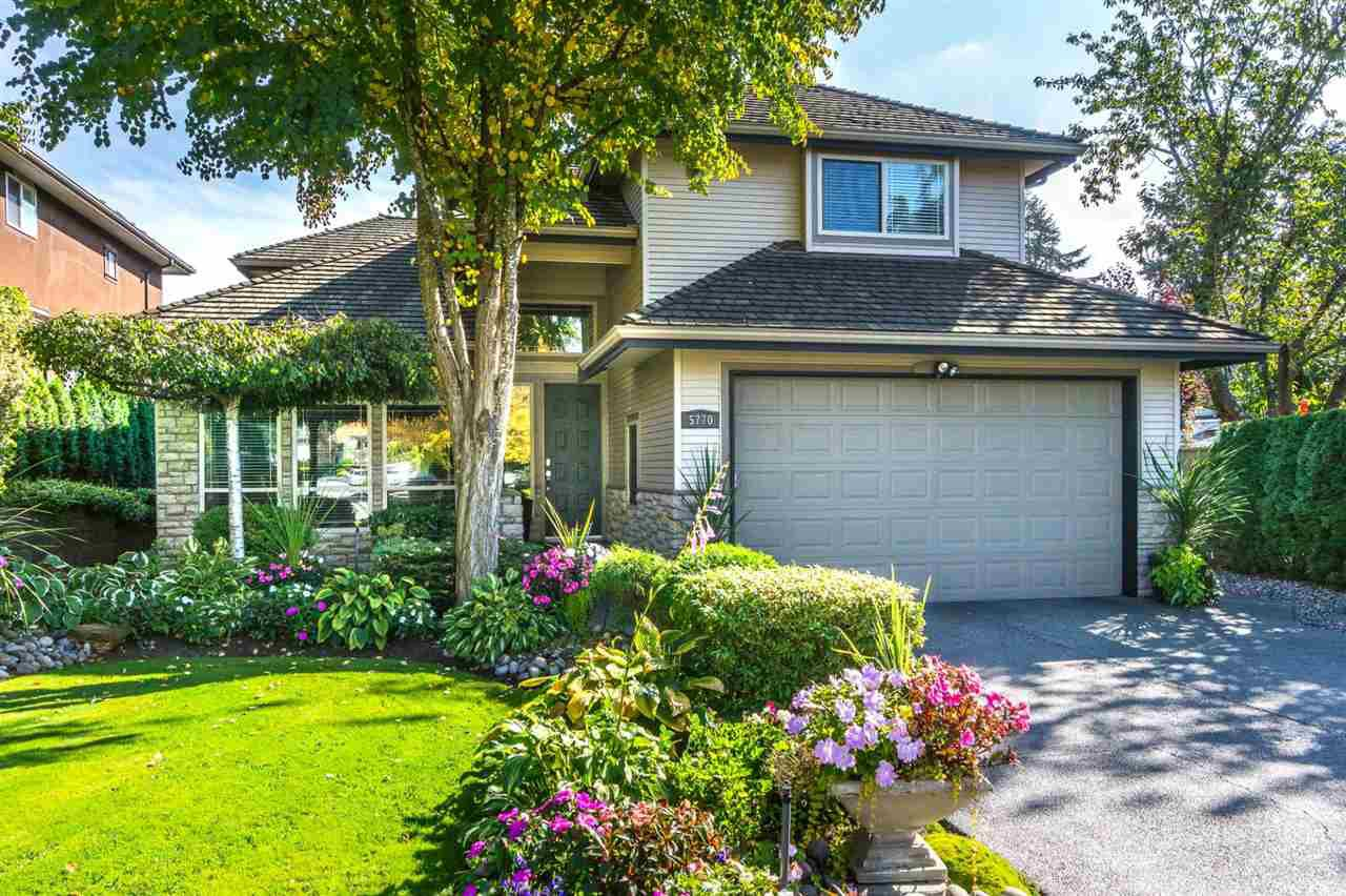 """Main Photo: 5770 169 Street in Surrey: Cloverdale BC House for sale in """"Richardson Ridge"""" (Cloverdale)  : MLS®# R2113478"""