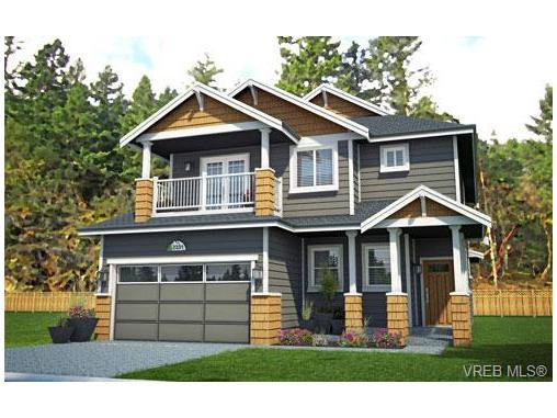 Main Photo: 2386 Lund Rd in VICTORIA: VR Six Mile Single Family Detached for sale (View Royal)  : MLS®# 746517