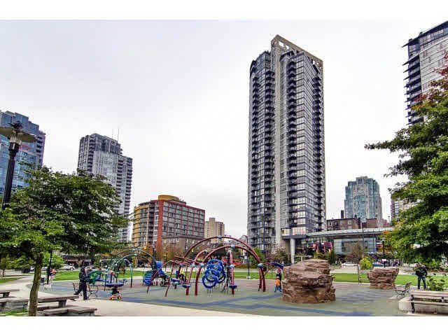 Main Photo: 2401 1199 SEYMOUR STREET in : Downtown VW Condo for sale : MLS®# V984239