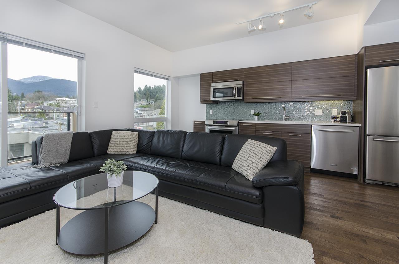 """Main Photo: 408 317 BEWICKE Avenue in North Vancouver: Hamilton Condo for sale in """"Seven Hundred"""" : MLS®# R2148389"""