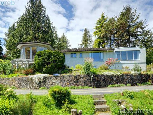 Main Photo: 3980 Locarno Lane in VICTORIA: SE Arbutus Single Family Detached for sale (Saanich East)  : MLS®# 760694