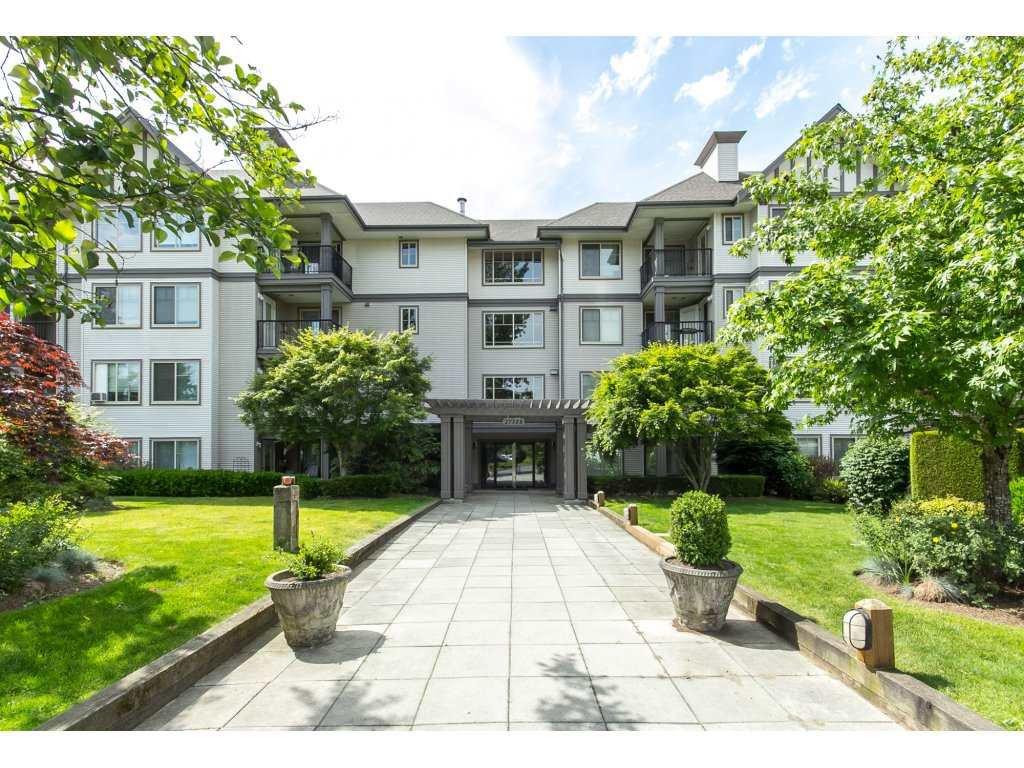 Main Photo: 433 27358 32 AVENUE in Langley: Aldergrove Langley Condo for sale : MLS®# R2174372