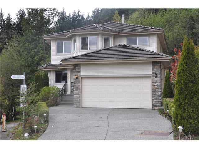 Main Photo: 3001 MAPLEWOOD COURT in : Westwood Plateau House for sale : MLS®# V949351