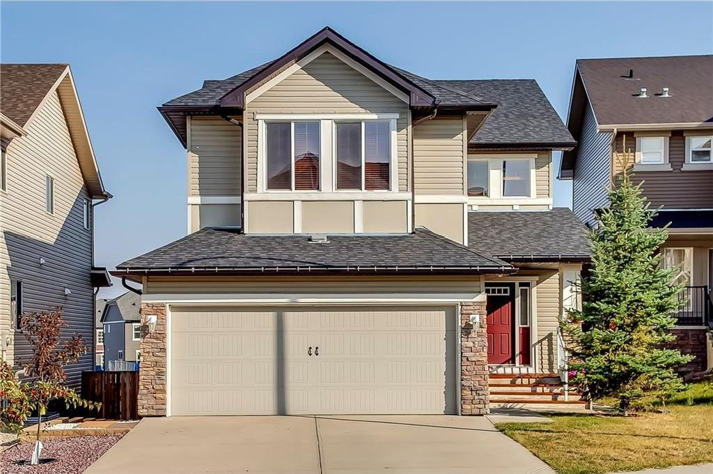 Photo 2: Photos: 14 SILVERADO SKIES Crescent SW in Calgary: Silverado House for sale : MLS®# C4140559