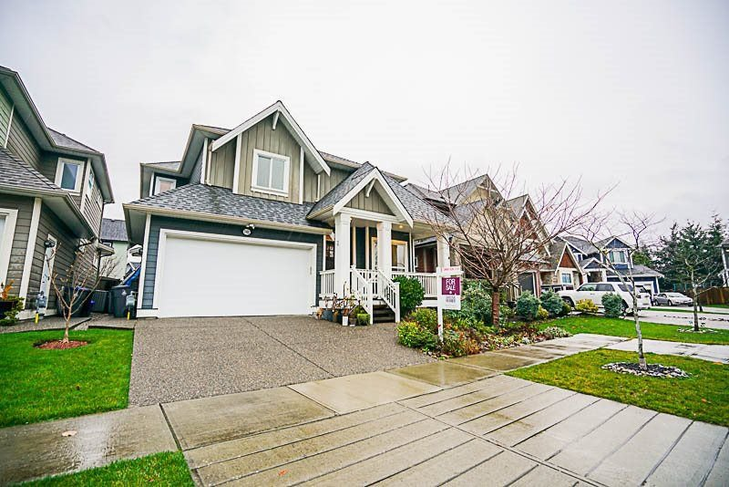 Main Photo: 17421 0A Avenue in Surrey: Pacific Douglas House for sale (South Surrey White Rock)  : MLS®# R2234326