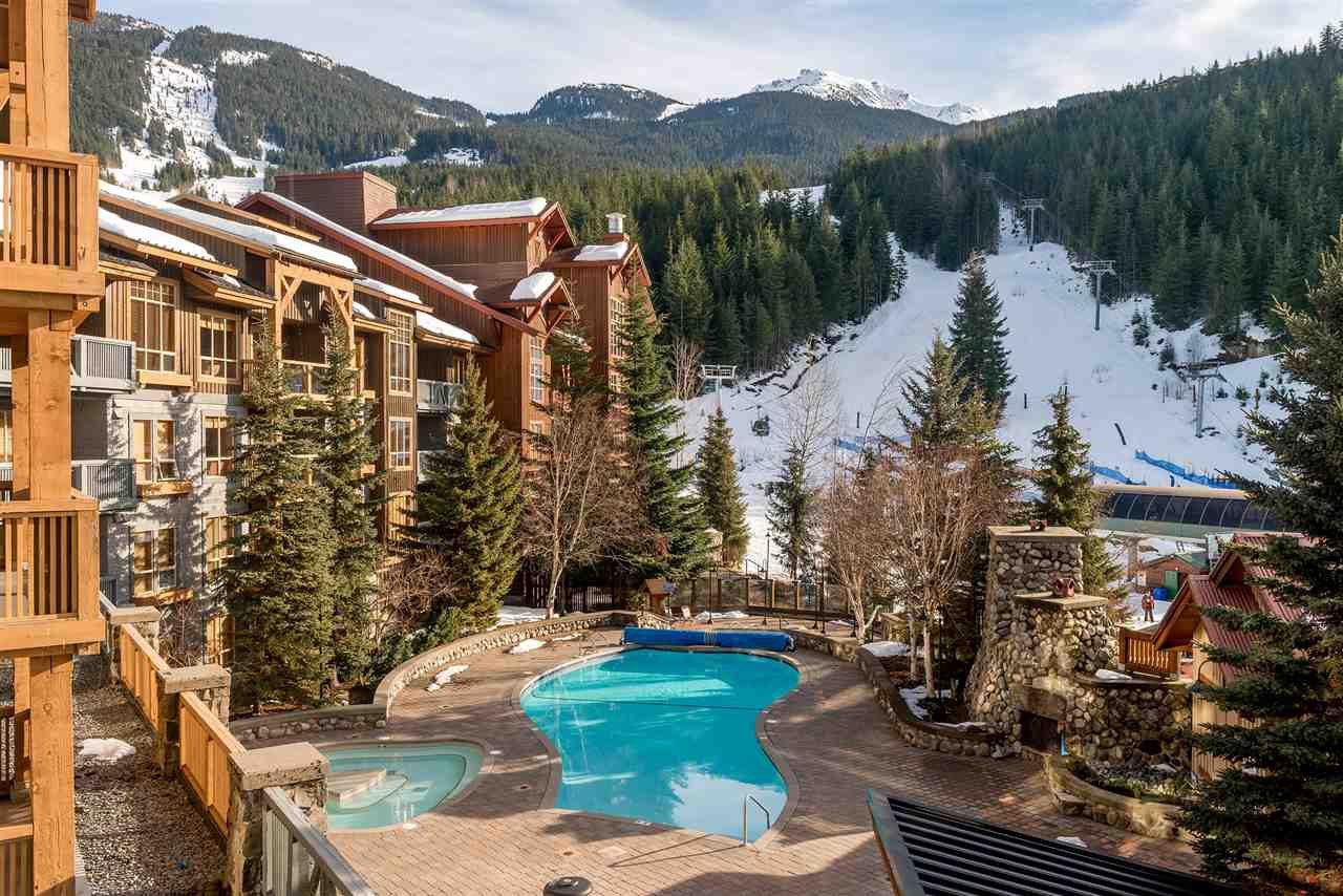 Main Photo: 408A 2036 LONDON LANE in Whistler: Whistler Creek Condo for sale : MLS®# R2238951