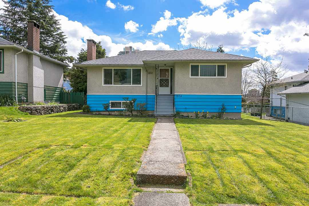 Main Photo: 9834 DAVID Drive in Burnaby: Sullivan Heights House for sale (Burnaby North)  : MLS®# R2262159